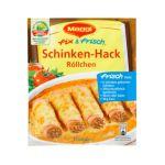 Maggi - MAGGI fix & fresh ham and ground beef rolls (Schinken-Hack Röllchen) (Pack of 4) 7613030717836