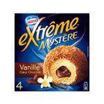 Extrême - GERVAIS |  extreme glace individuelle boite carton vanille  4ct coeur chocolat type mystere/suspens praline meuble surgele  7613031326372