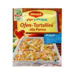 Maggi - MAGGI fix & fresh oven tortellini alla panna (Ofen-Tortellini alla panna) (Pack of 4) 7613031698417