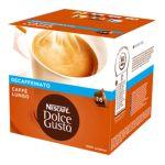 Nescafé - Caffe Lungo Decaffeinated Coffee 1 Capsules 1 box of 16 capsule 7613031794331