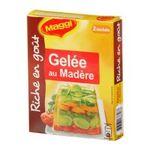 Maggi - ETUI 2 SACHETS 48G PREPARATION GELEE MAGGI |  aide culinaire sachet dans boite madere standard 2 sachets gelee au madere poudre gelee  7613031886968