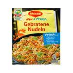 Maggi - MAGGI fix & fresh roasted noodles (Gebratene Nudeln) (Pack of 4) 7613031895779