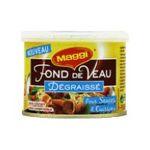 Maggi -  fond et fumet aide culinaire boite metal veau standard vrac fond de veau poudre fond  7613032047313
