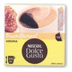 Nescafé - DOLCE GUSTO GRAND AROME 16 CAPS 128G NESCAFE |  dolce gusto aroma cafe moulu en dosette arabica 16 dosettes cafe  7613032166038