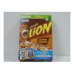 Lion - CEREALES LION 480G NESTLE |  lion cereale prete a manger caramel et chocolat pepite sucre croquant ble  7613032192570