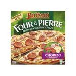 Buitoni - BUITONI    four a pierre chorizo cuite au four a pierre pate fine sans label standard   7613032261795