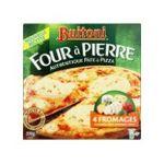 Buitoni - BUITONI    four a pierre 4 fromages cuite au four a pierre pate fine sans label standard   7613032261825