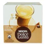 Nescafé -  dolce gusto cortado cafe moulu en dosette arabica 16 dosettes cafe 100. 7613032396350