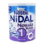 NAN -   lait nidal novaia 1e age nestle  7613032405663