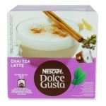 Nescafé -  dolce gusto the noir dosettes dans boite carton epices 159.16 sachets inde dosette the au lait  7613032713065