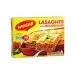 Maggi -  lasagne bolognaise barquette micro ondable  7613032827625