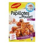 Maggi - PAPILLOTE POULET AIL MAGGI |  les papillotes melange sachet oignon et ail poudre melange pour poulet  7613032915735