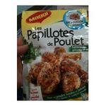 Maggi - PAPIL.POULET/HB.PROVENCE MAGGI 34G |  les papillotes melange sachet herbe de provence poudre melange pour poulet  7613032946142