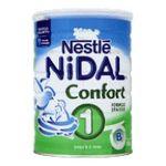 NAN - NIDAL |  confort 1 lait boite metal premier age poudre epaissie  7613033112867