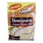 Maggi -  saveur a l'ancienne soupe a cuire sachet soupe montagnarde trois assiettes trois assiettes par sachet  7613033440038