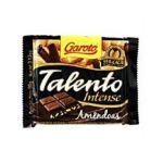 Garoto -  CHOCOLATE GAROTO INTENSE AMENDOAS 7891008027402