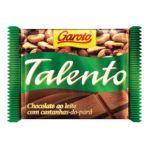 Garoto -  CHOC.AO LEITE C/CASTANHA-DO-PA 7891008232004