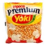 Yoki -  MILHO PIPOCA PREMIUM YOKI 24X | MILHO PIPOCA YOKI 500 GR 7891095006984