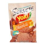 Yoki - PO P/SORVETE YOKI CHOCOLATE 12X | SORVETE DE CHOCOLATE EM P¢ YOK 7891095009909