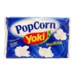 Yoki - PIPOCA P/MICRO YOKI MANT 12X | POP CORN MANTEIGA YOKI 100 GR 7891095100934