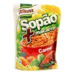 Knorr - SOPAO KNORR MAIS MACARR/CARNE 22XR | SOPãO KNOR CARNE 200GR 7891700207201
