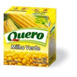 Quero - MILHO VERDE QUERO 7896102517125