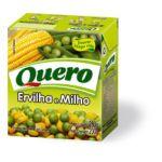Quero - ERVILHA MILHO  7896102517132