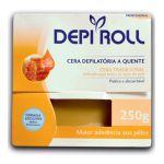 DepiRoll -   None CERA DEPI-ROLL QUENTE TRACICIONAL  7898903925352 UPC