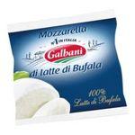 Galbani -  Galbani   Mozzarella di latte de Bufala   Colis de 8 sachets - Le sachet de 125 g 8000430900231