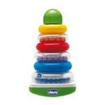 Artsana S.p.a. - Chicco | Chicco Super Rocking Rings Stacker Toy 8003670376354