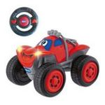 Artsana S.p.a. - 4x4 Billy bigwheels radio commandé rouge 8003670912484
