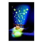Artsana S.p.a. - Chicco | Chicco 12Cm Goodnight Stars Projector Musical Nursery Toy -Pink 8003670990741