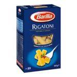 Barilla -  rigatoni boite carton  8076802085899
