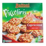 Maggi -  piccolini snack aperitif boite carton jambon et fromage standard  9ct mini pizza  8410100050829