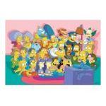 Educa Borras -  Puzzle 1000 pièces Simpsons 8412668134560