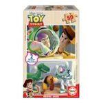 Educa Borras -  Puzzle 2x50 pièces Toy story 8412668143654