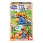 Educa Borras -  Puzzle 2x25 pièces Winnie 8412668145030