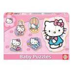 Educa Borras -  Puzzle  éducatif baby : hello kitty 8412668145085