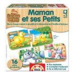 Educa Borras -  Maman et ses petits 8412668145634