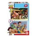 Educa Borras -  Puzzle 2x20 pièces Toy story 3 8412668146334