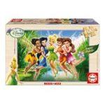 Educa Borras -  Puzzle 100 pièces Fairies 8412668146594