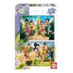 Educa Borras -  Puzzle 2x48 pièces Fairies carton 8412668146600