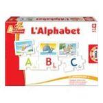 Educa Borras -  L'alphabet 8412668147843