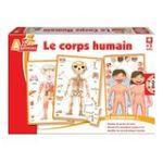 Educa Borras -  Le corps humain 8412668147928