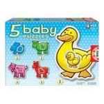 Educa Borras -  Puzzle baby : la ferme 8412668148659