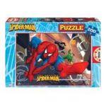 Educa Borras -  Puzzle 200 pièces Spiderman 8412668148932