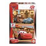 Educa Borras -  Puzzle 2x20 cars 2 carton 8412668149380