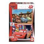 Educa Borras -  Puzzle 2x48 pièces Cars 2 8412668149397