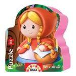 Educa Borras -  Puzzle 24 pièces mignon chaperon rouge 8412668149625