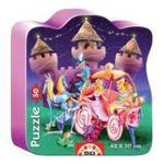 Educa Borras -  Puzzle 50 pièces mignon château princesse 8412668149632